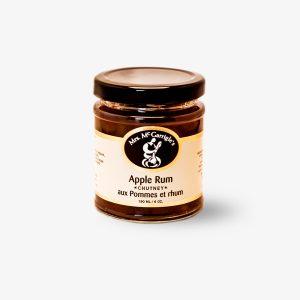 Mrs. McGarrigle's Apple Rum Chutney
