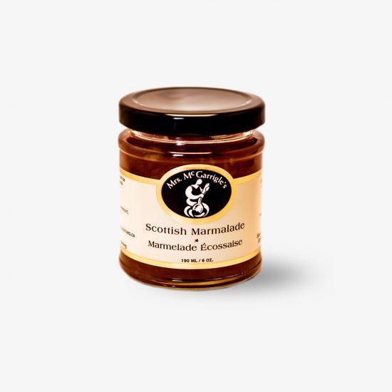 Mrs. McGarrigle's Scottish Marmalade