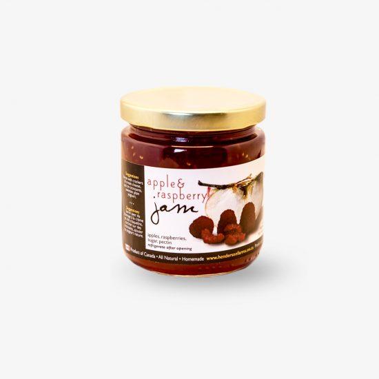 Henderson Farms Apple Raspberry Jam