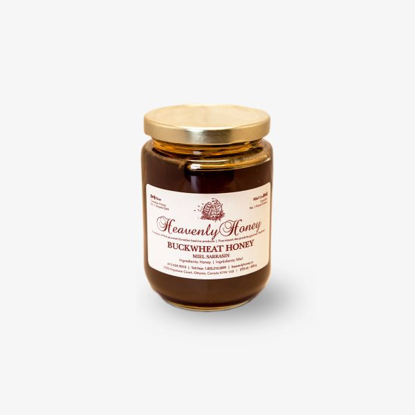Heavenly Honey Buckwheat Honey