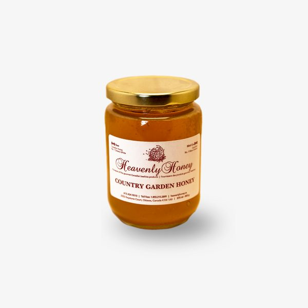 Heavenly Honey Country Garden Honey