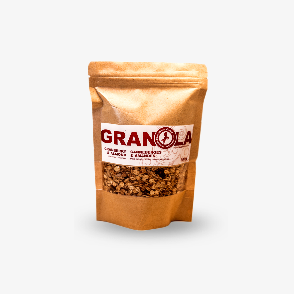 Mermaid Mixes Cranberry Almond Granola