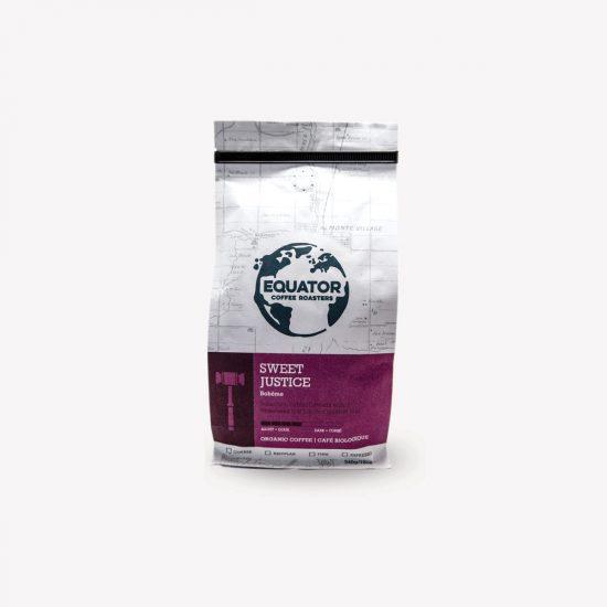 Equator Coffee Roasters Sweet Justice Coffee