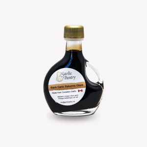 Garlic Pantry Black Garlic Balsamic Glaze