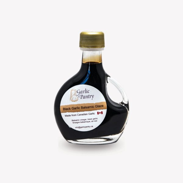 Garlic Pantry Black Garlic Balsamic Glaze
