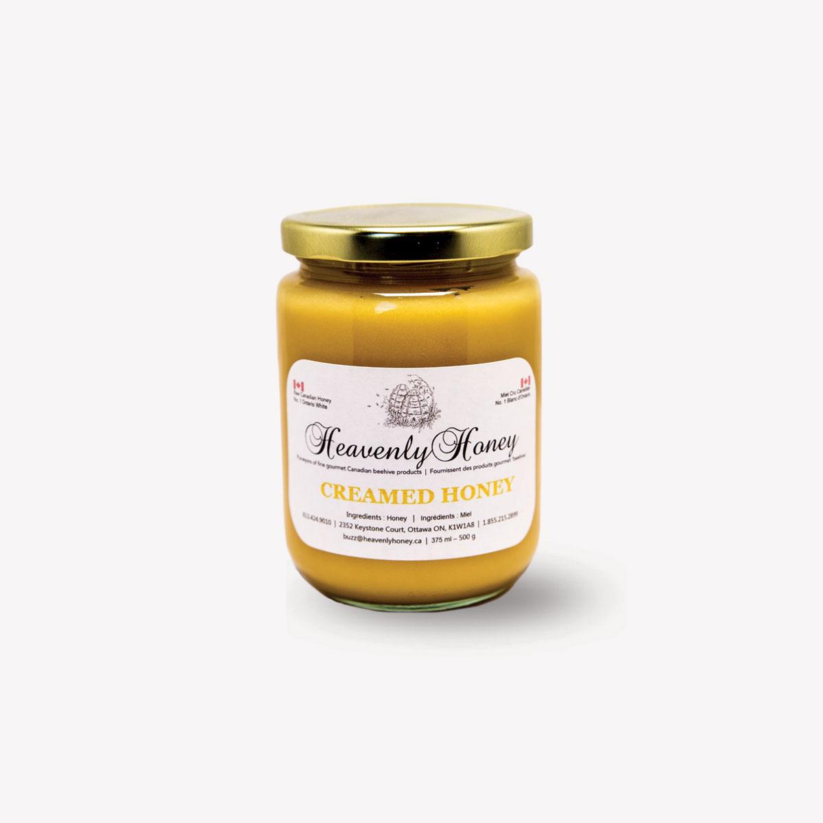 Heavenly Honey Creamed Honey