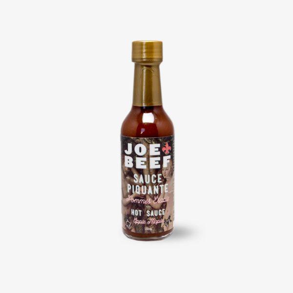 Joe Beef Apple Maple Hot Sauce
