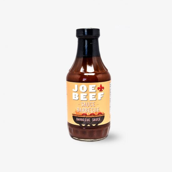 Joe Beef Barbeque Sauce