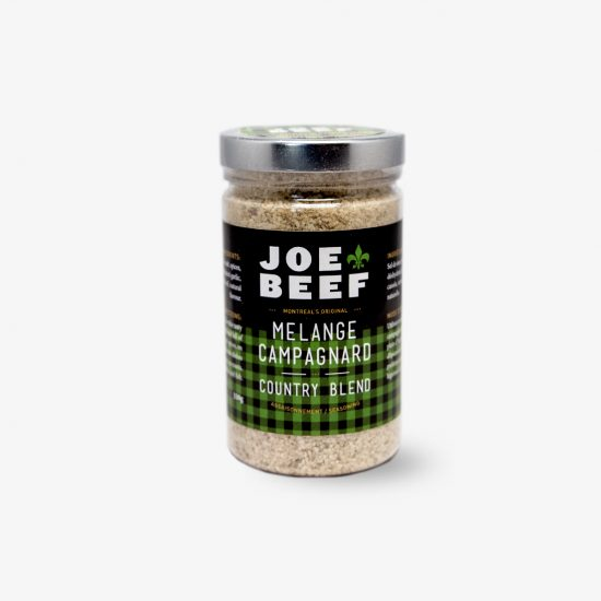 Joe Beef Country Blend