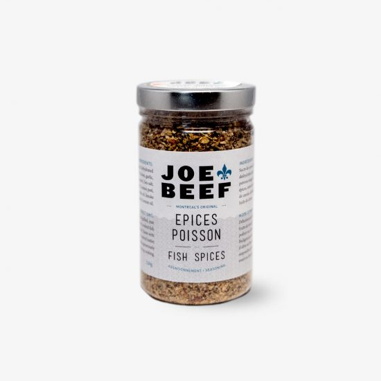 Joe Beef Fish Spices