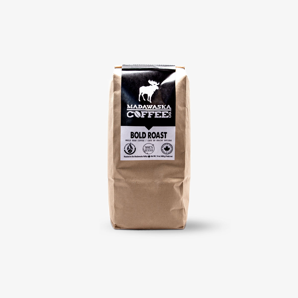 Madawaska Coffee Co. Bold Roast Coffee