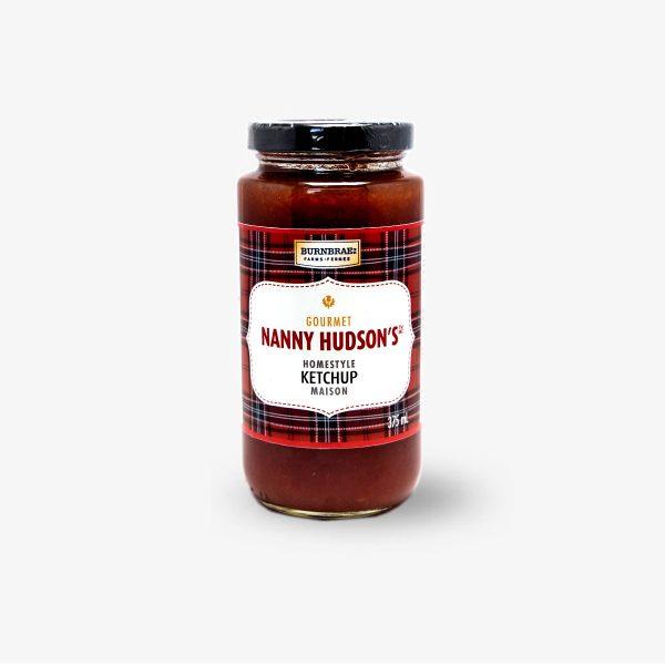 Burnbrae Farms Nanny Hudson's Homestyle Ketchup