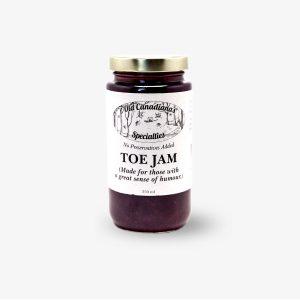 Old Canadiana's Toe Jam