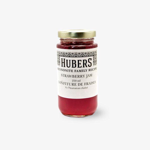 Hubers Strawberry Jam