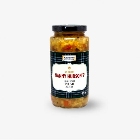 Burnbrae Farms Nanny Hudson's Homestyle Relish