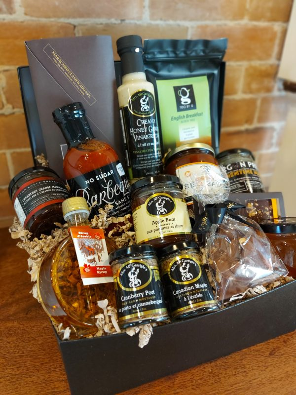 Mrs. McGarrigle's Best of the Valley Gift Box