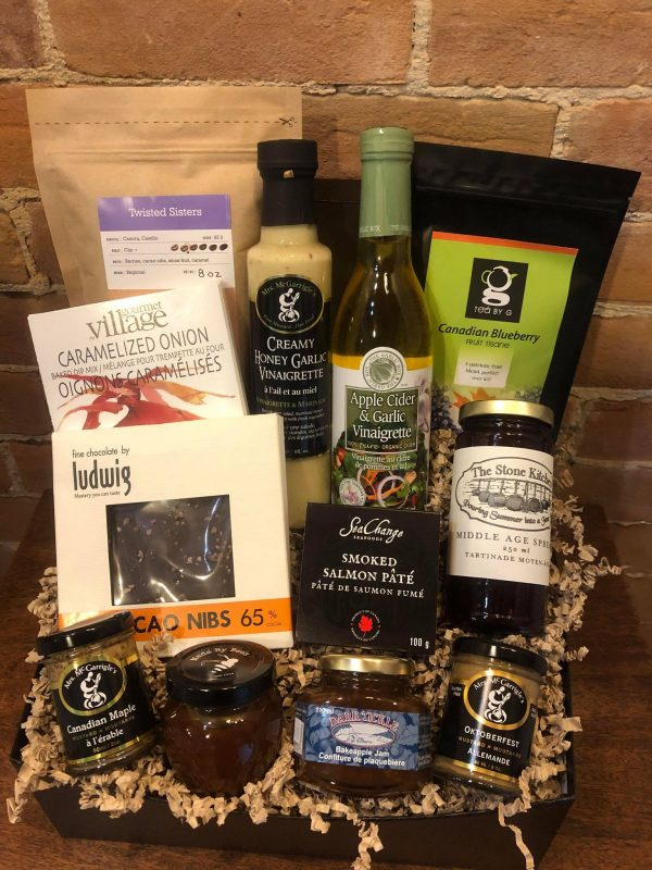 Made in Canada Gift Box