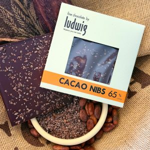 chocolate cacao nibs